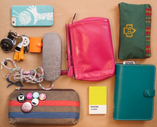 Stuff in my bag