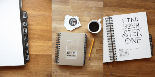 Get To Work Book