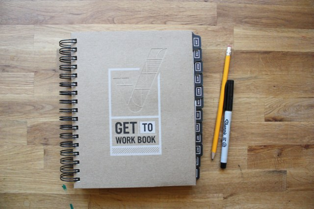 Get to Work Book 2016 cover