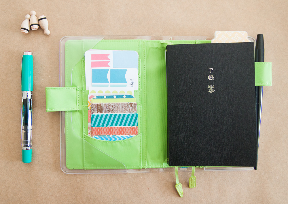 Moving Into My Hobonichi Techo 2016 The Well Appointed Desk