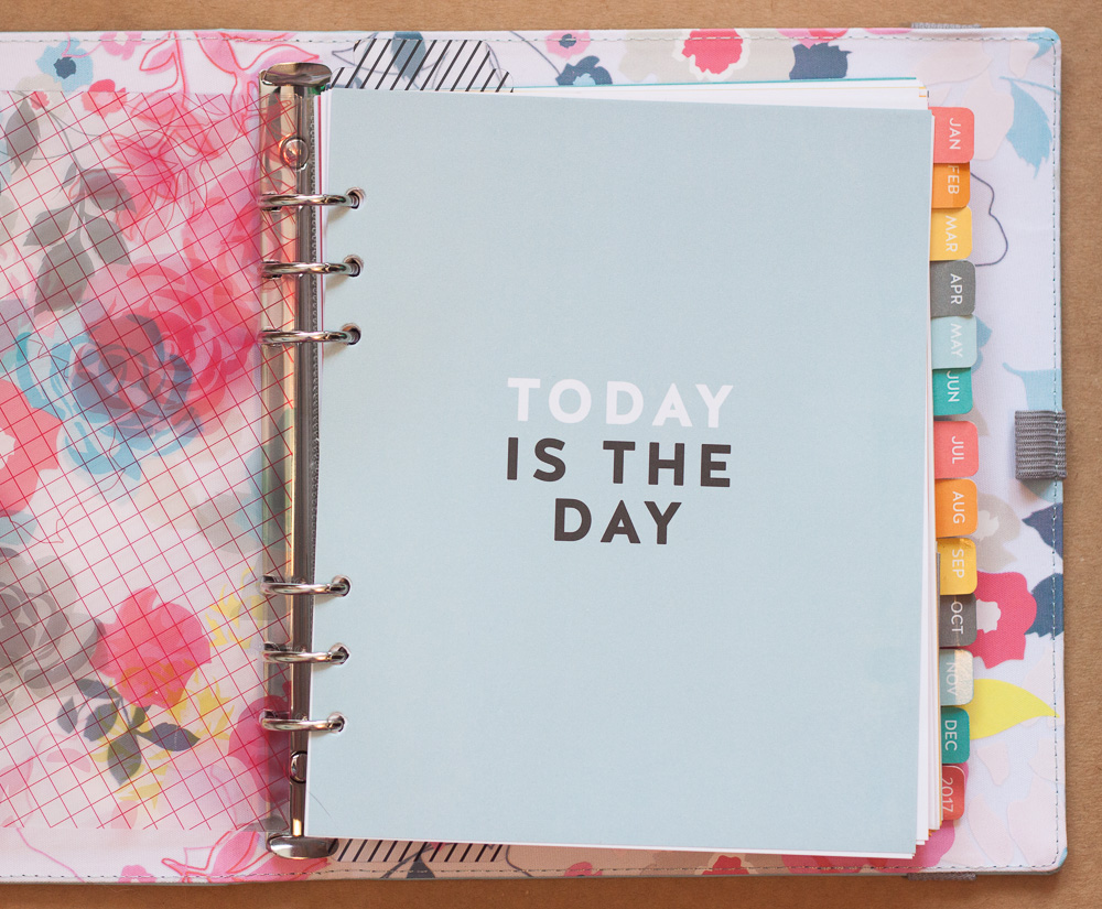 Planner Review Studio Calico Hello Forever A5 Planner