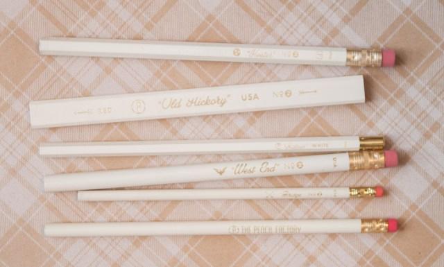 Pencil Factory Nashville Pencil Set
