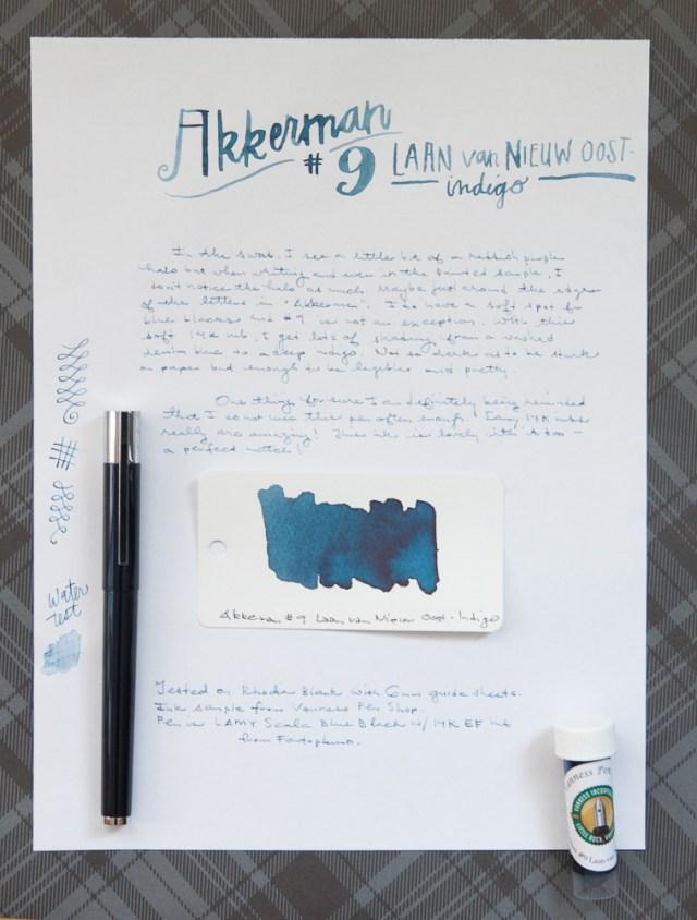 Akkerman #9