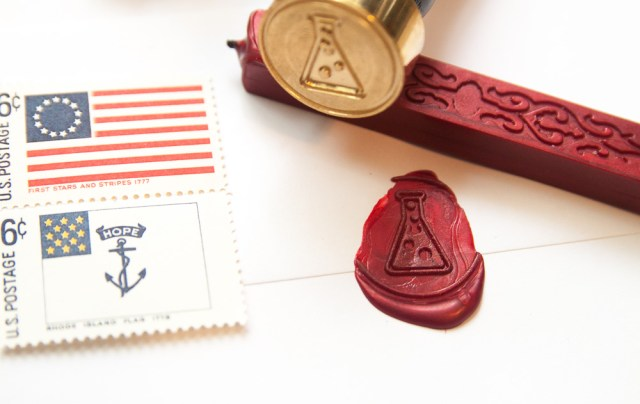Cognitive Surplus Wax Seals