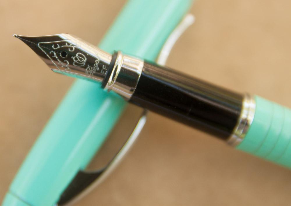 regal alice fountain pen EF nib