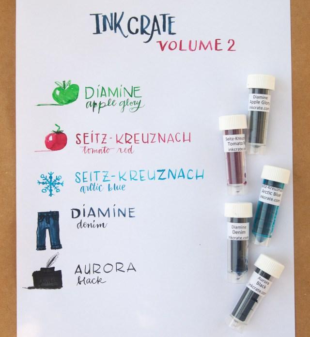 Ink Crate Volume 2