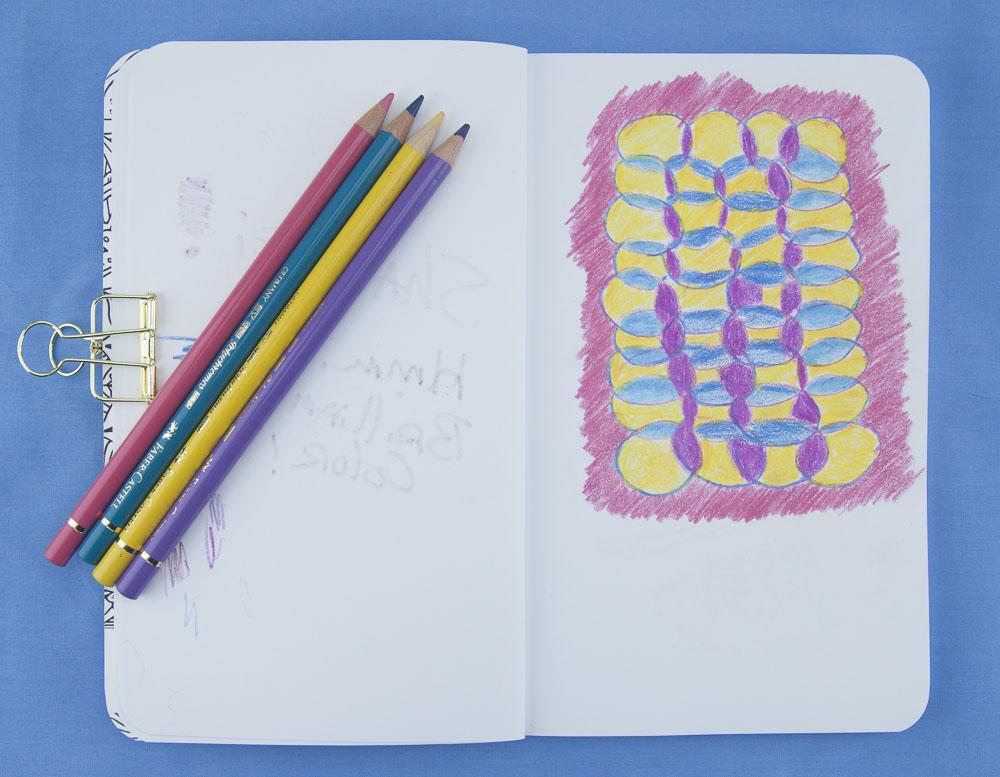 Denik Colored Pencils
