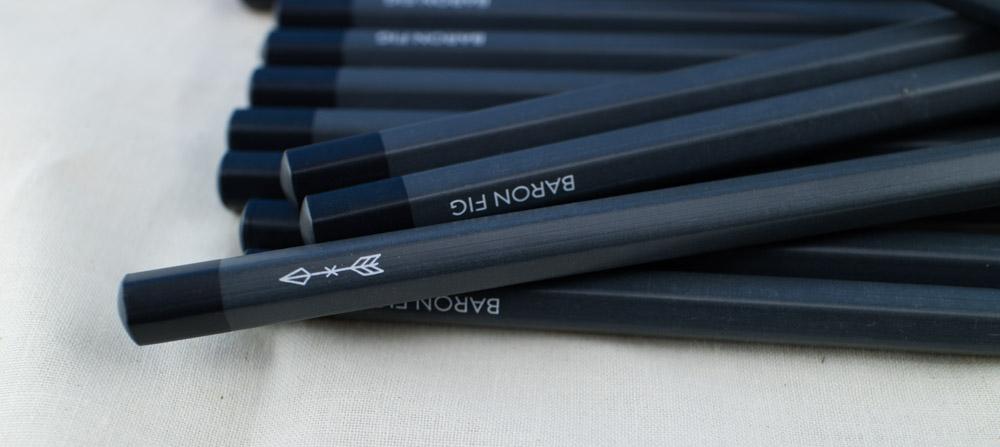 Baron Fig Archer Pencils