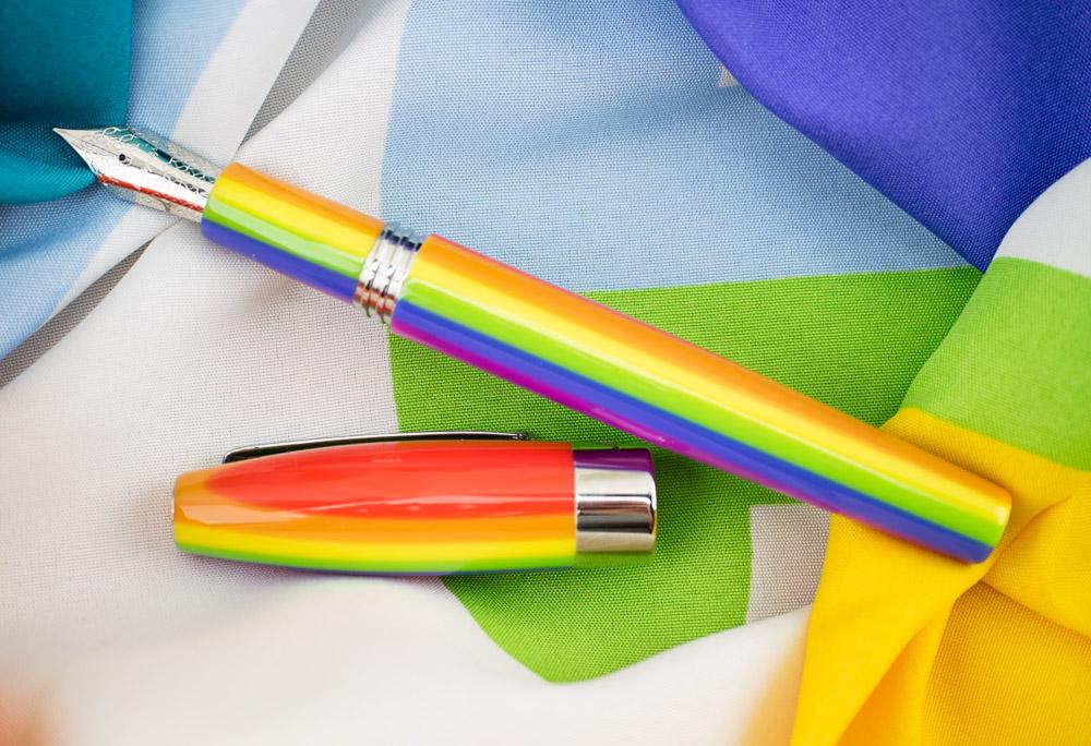 Montegrappa Fortuna Rainbow