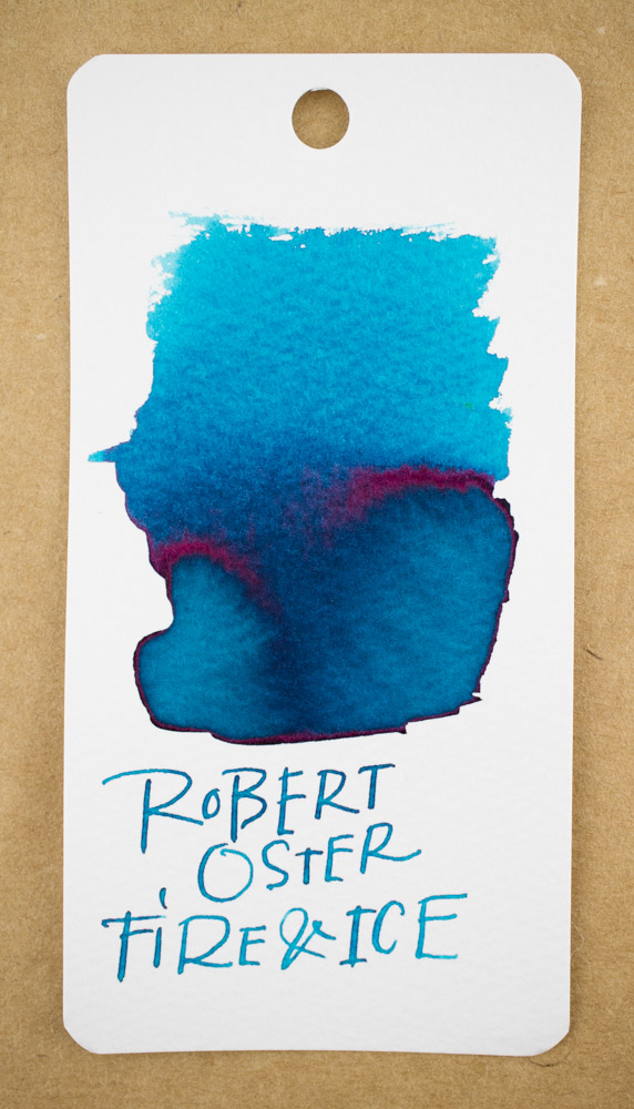 Robert Oster Fire & Ice Ink Swab
