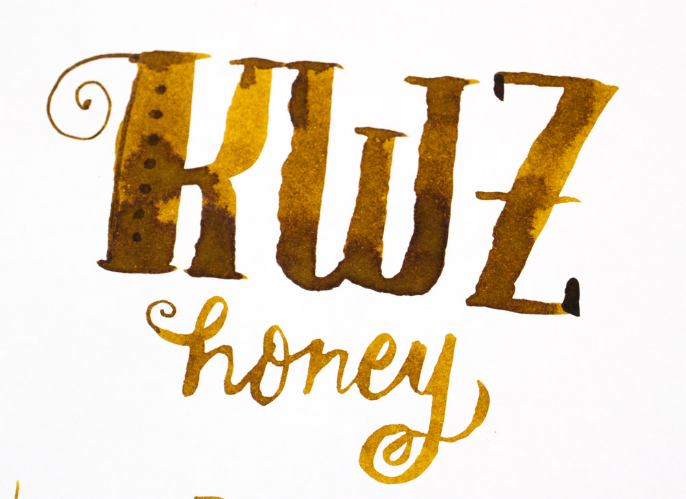 KWZ Honey (old and new formula)