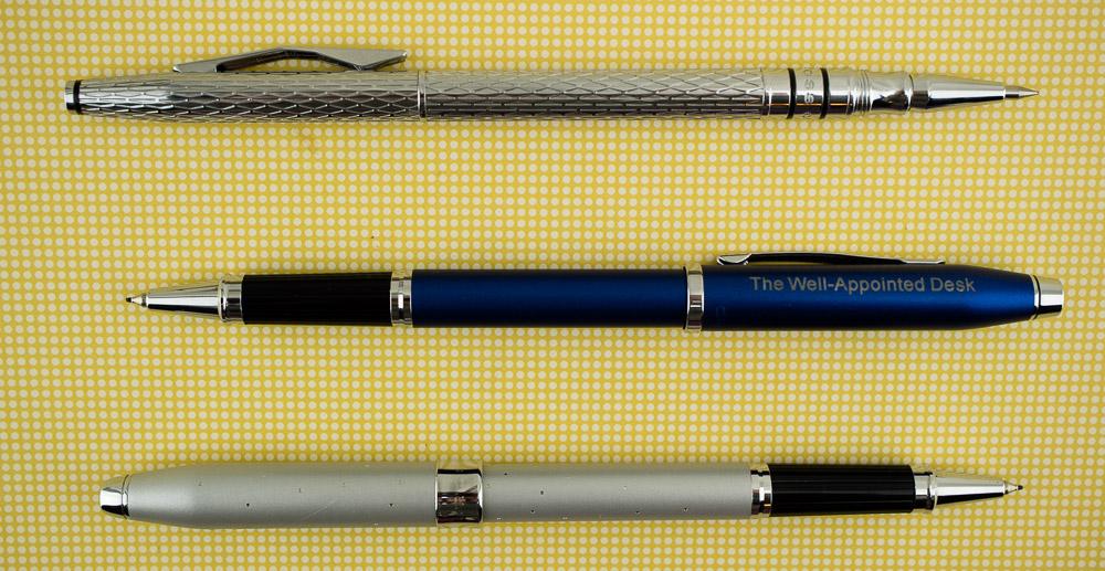 cross-century pens open
