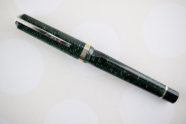 Visconti Wall Street Green Pearl Limited Edition