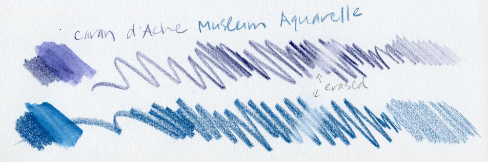 Caran d'Ache Museum Aquarelles scribbles