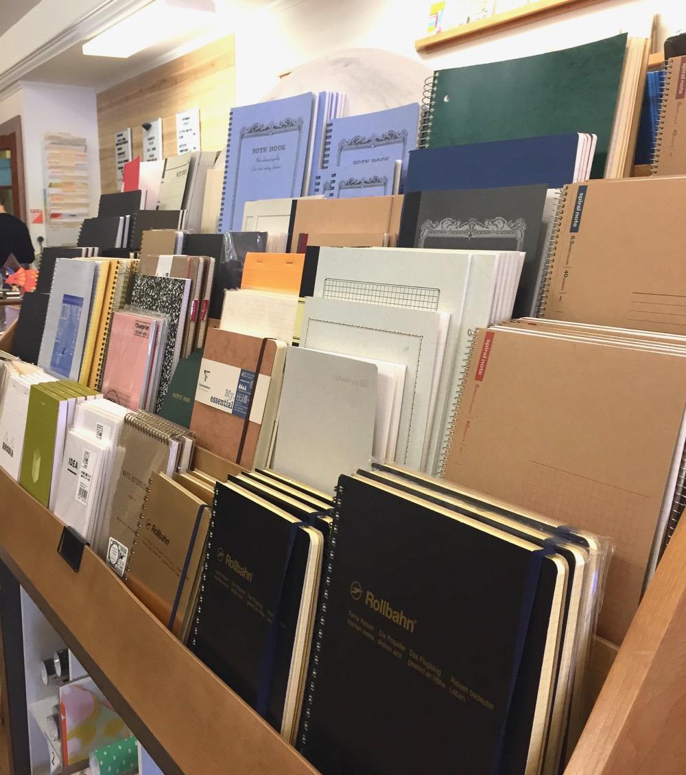 Exceptionnel Wonderfair Notebooks