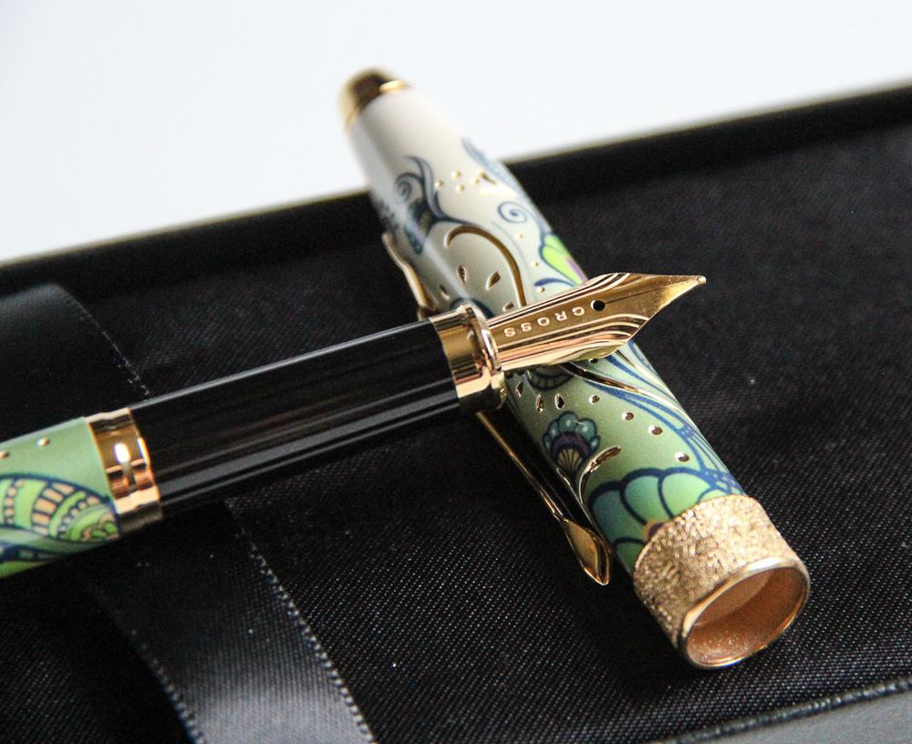 Cross Botanica Fountain Pen Nib