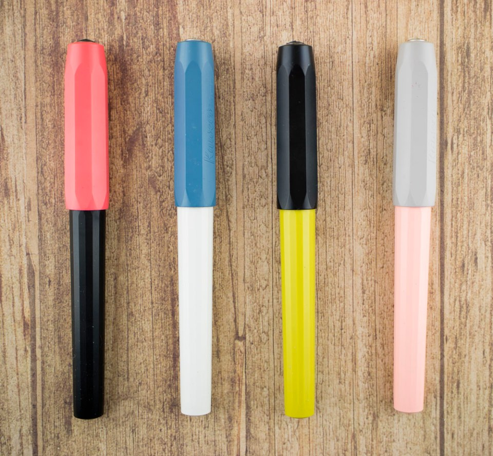 Fountain Pen Review: Kaweco Perkeos