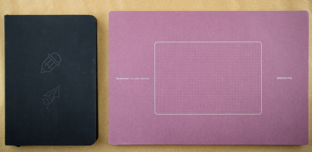 Paper Review: Baron Fig Mastermind Dot Grid