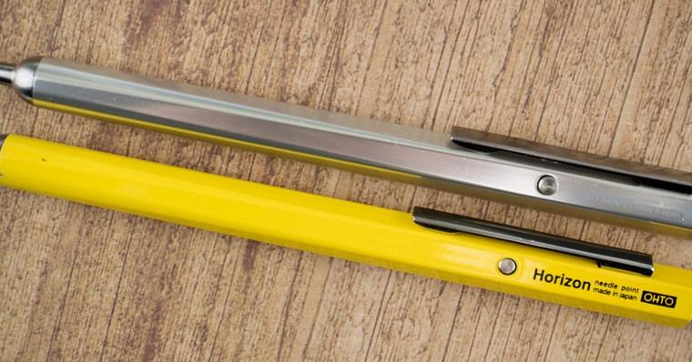 Pen Review: Ohto Horizon Needlepoint Ballpoint