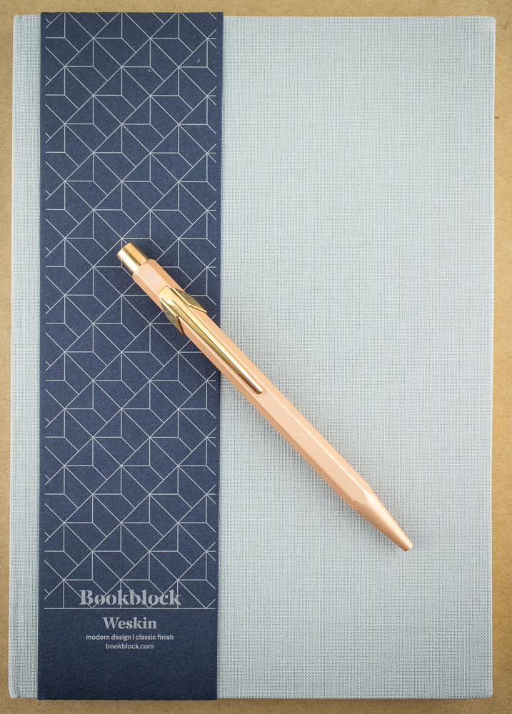 Notebook Review: Weskin Bookblock