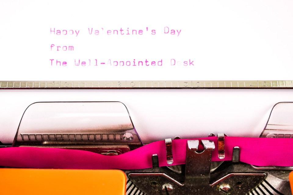 Eye Candy: Happy Valentine's Day (Our Privileg!)