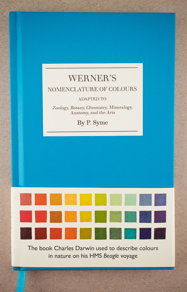 Book Review: Werner's Nomenclature of Colours