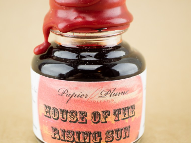 First Look: Papier Plume House of the Rising Sun Ink