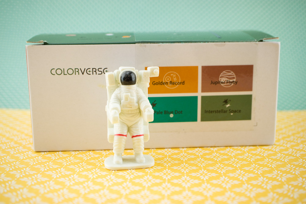 Ink Review: Colorverse Voyager I 2018 LE Set