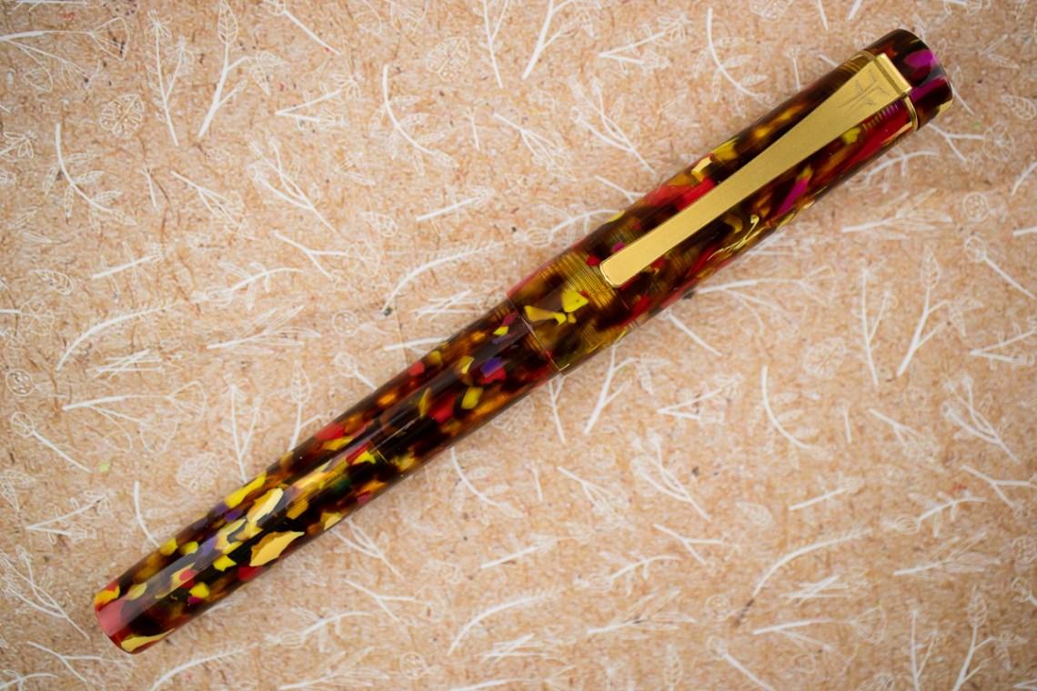Faggianto Fountain Pen Capped