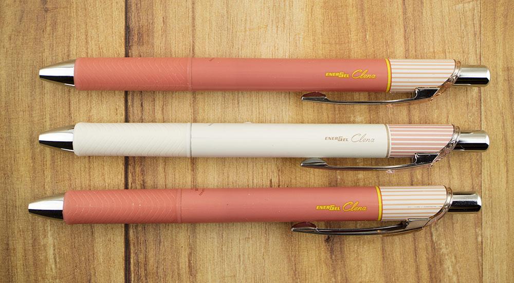 Pentel Energel limited edition gel roller pen
