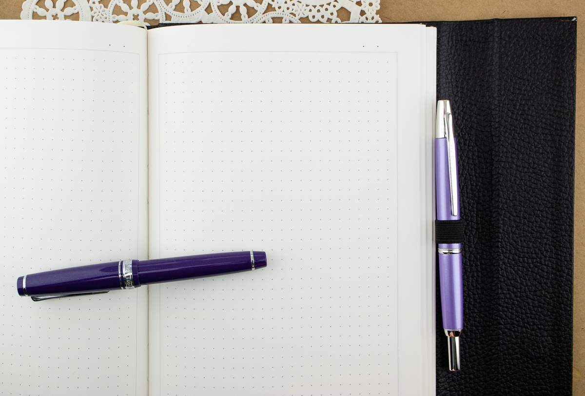 Notebook Review: Shizen Journal
