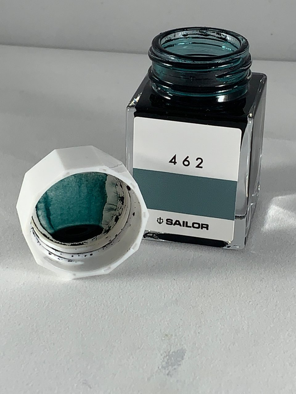 Ink Review: Sailor Studio 462