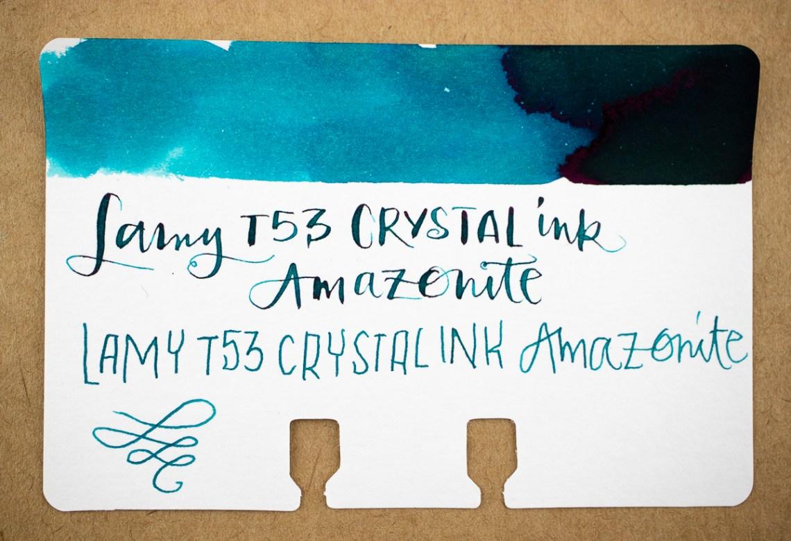 Lamy Crystal Amazonite