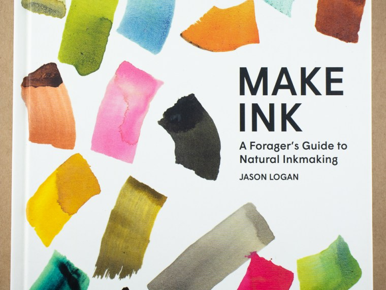 Book Review: Make Ink: A Forager's Guide to Natural Inkmaking