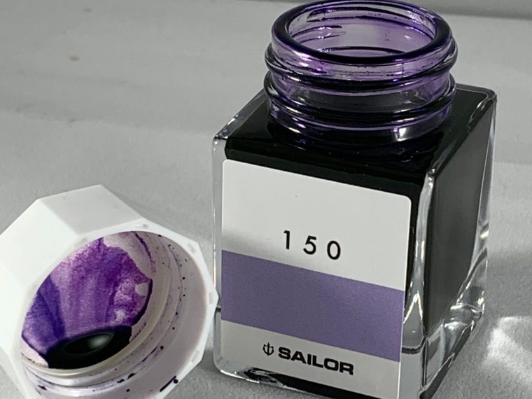 Ink Review: Sailor Studio 150