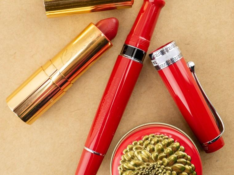 Fountain Pen Review: Aurora Optima Fine Flex LE