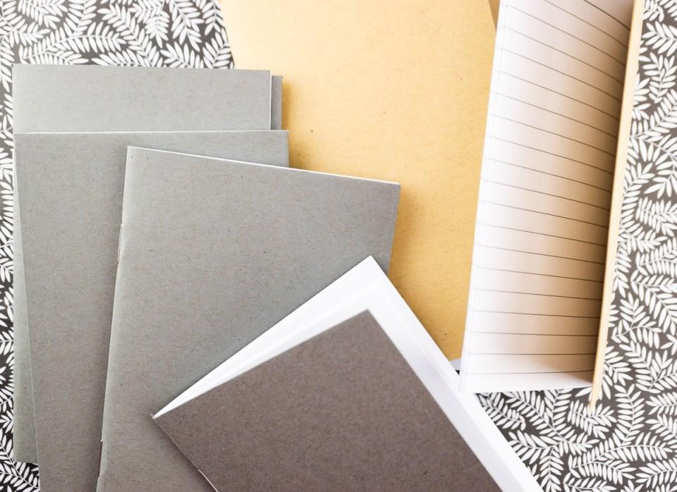 Notebook Review: Beech Tree Paper Kraft Notebooks