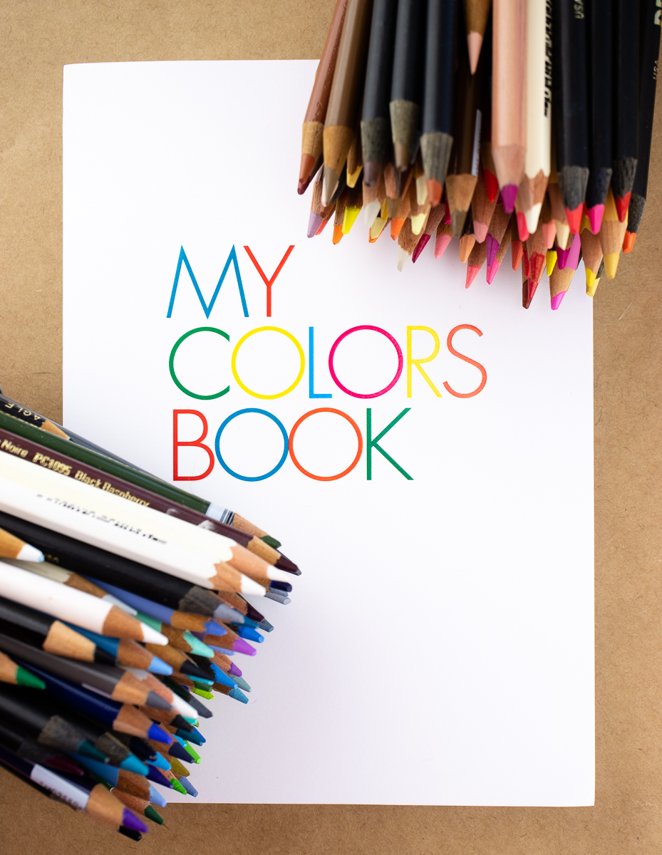 Nava My Colors Book