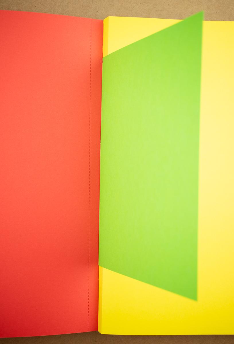 Nava My Colors Book