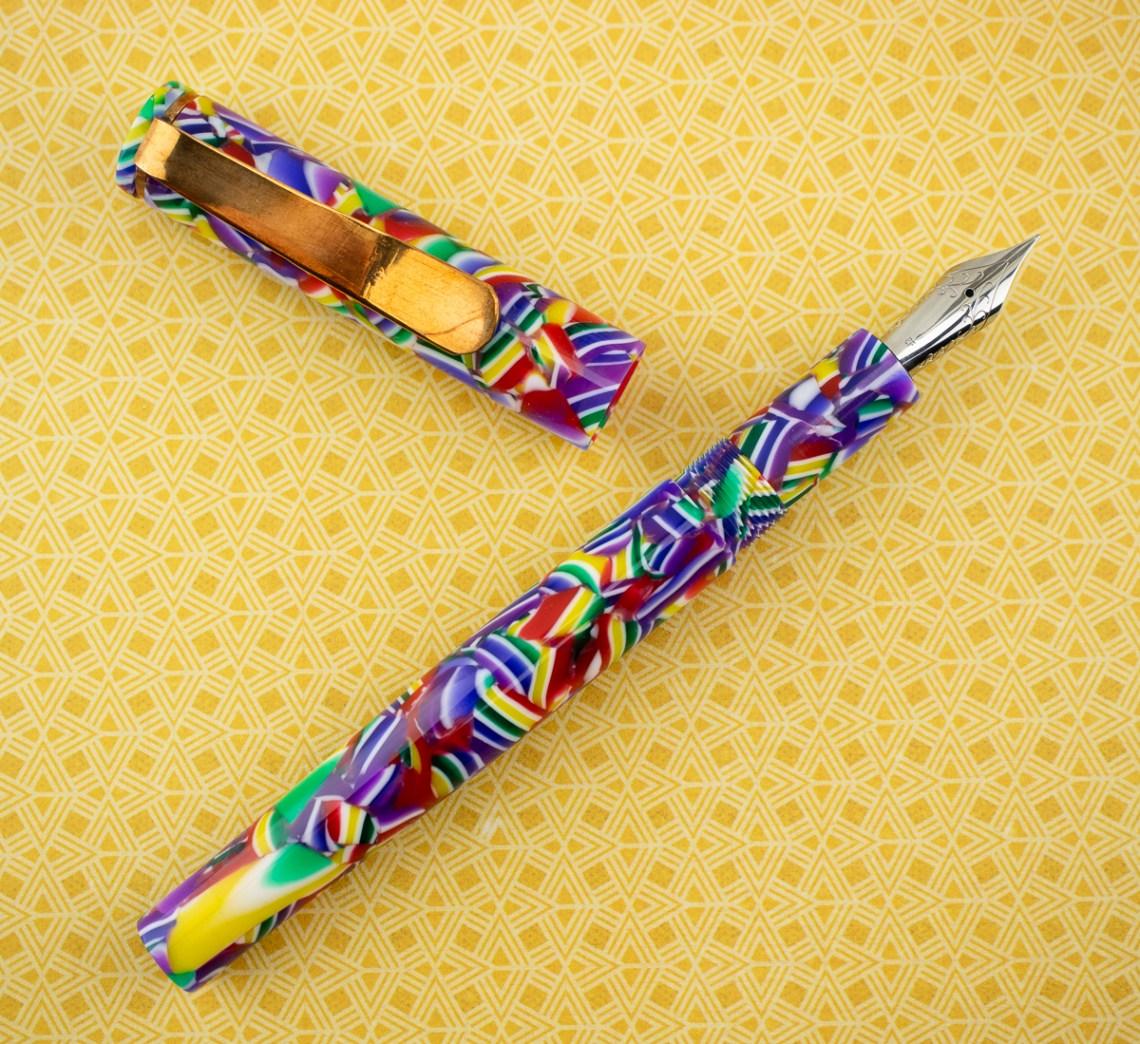 Hinze American Graffiti Fountain Pen