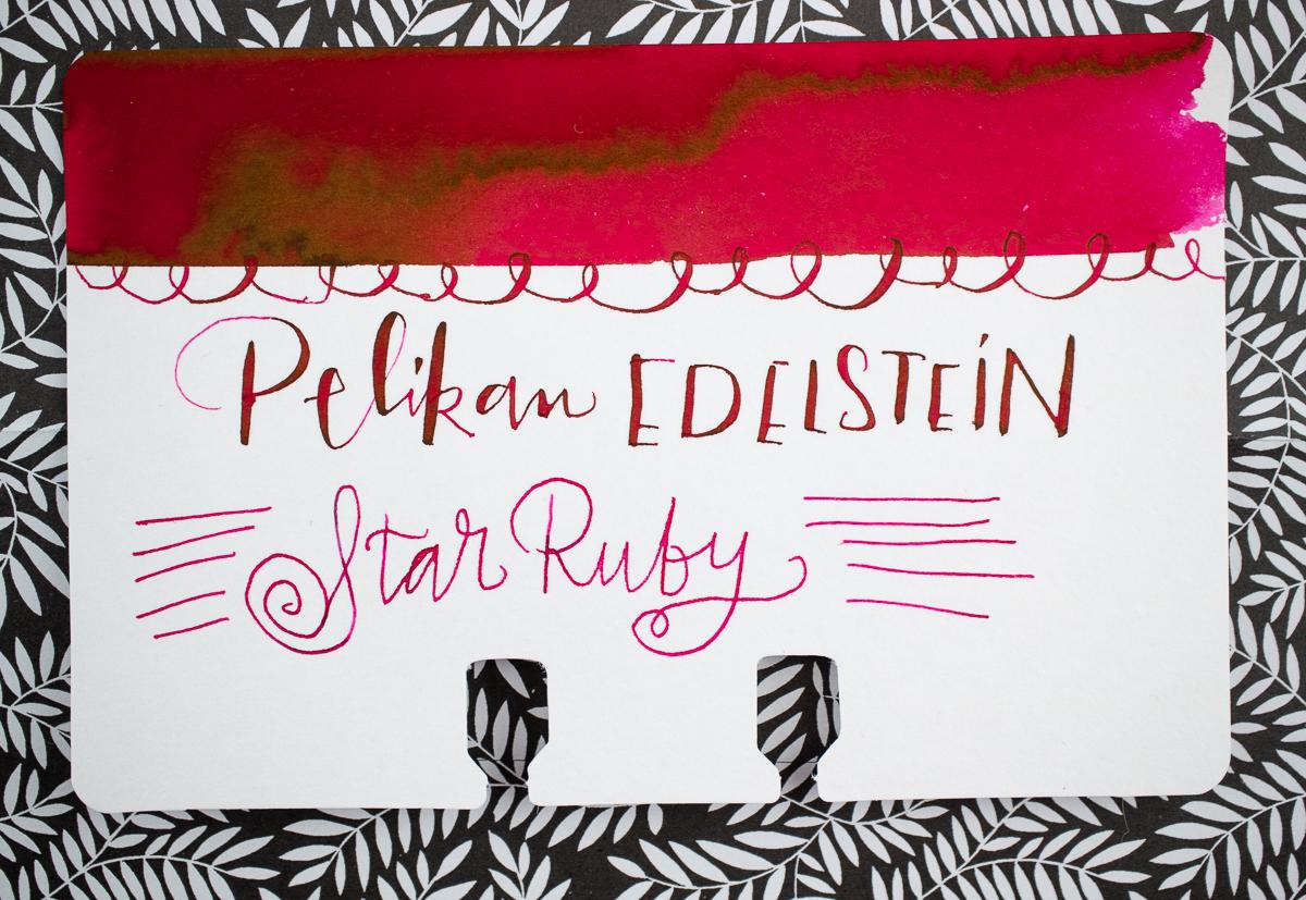 Eye Candy: Pelikan Star Ruby