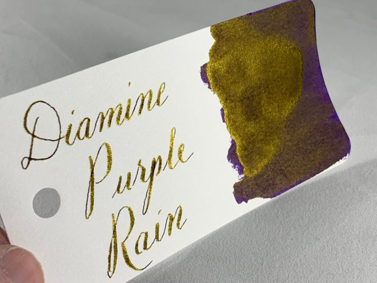 Ink Review: Diamine Purple Rain