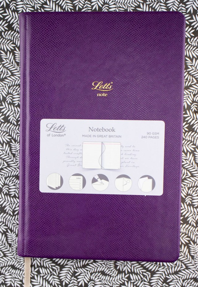 Notebook Review: Lett's Notes Legacy Notebook