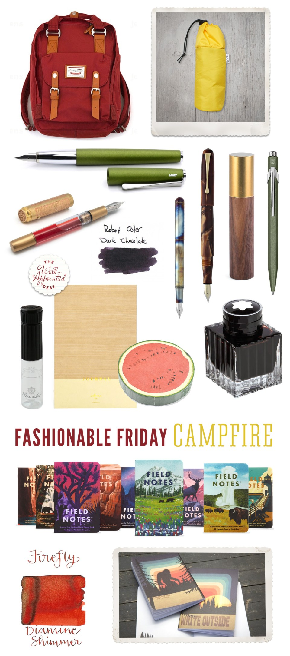 Fashionable Friday: Camp Out