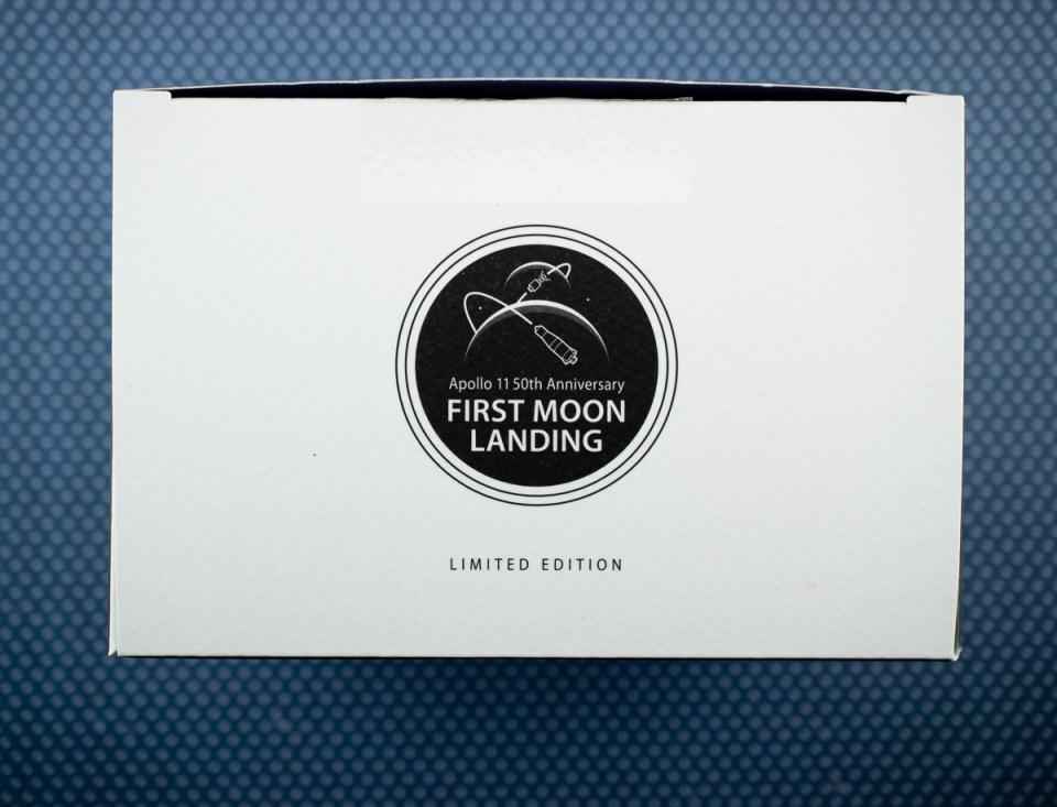 Eye Candy: Colorverse First Moon Landing Ink Set