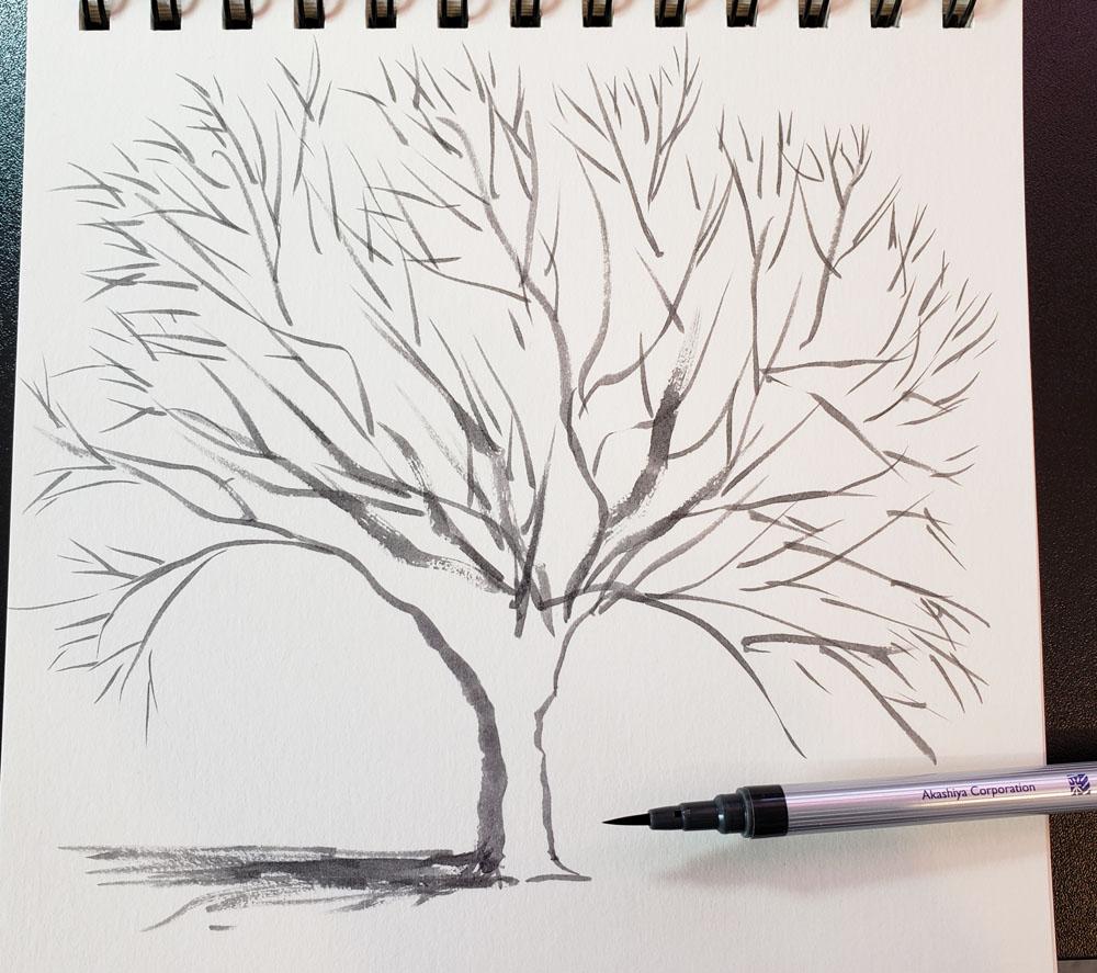 Thin Line sketch