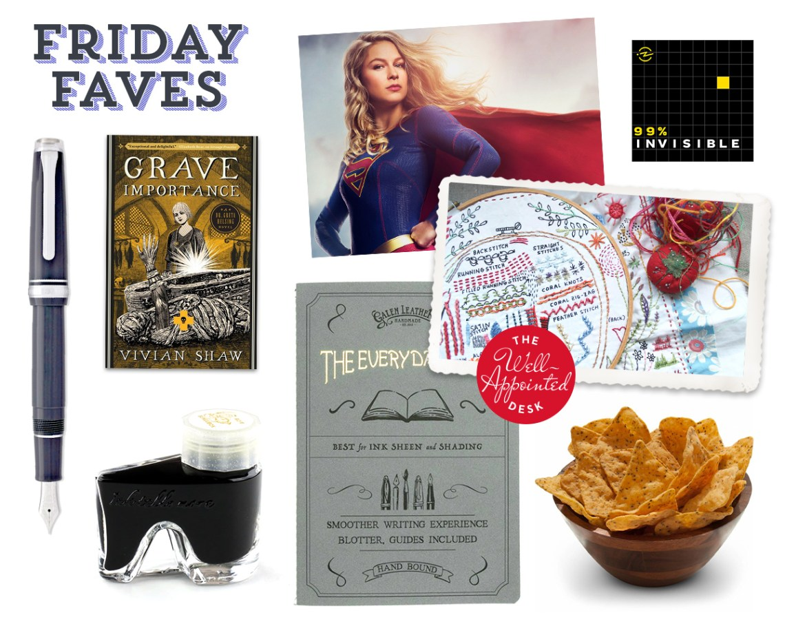 Friday Faves: Ana Sept. 2019