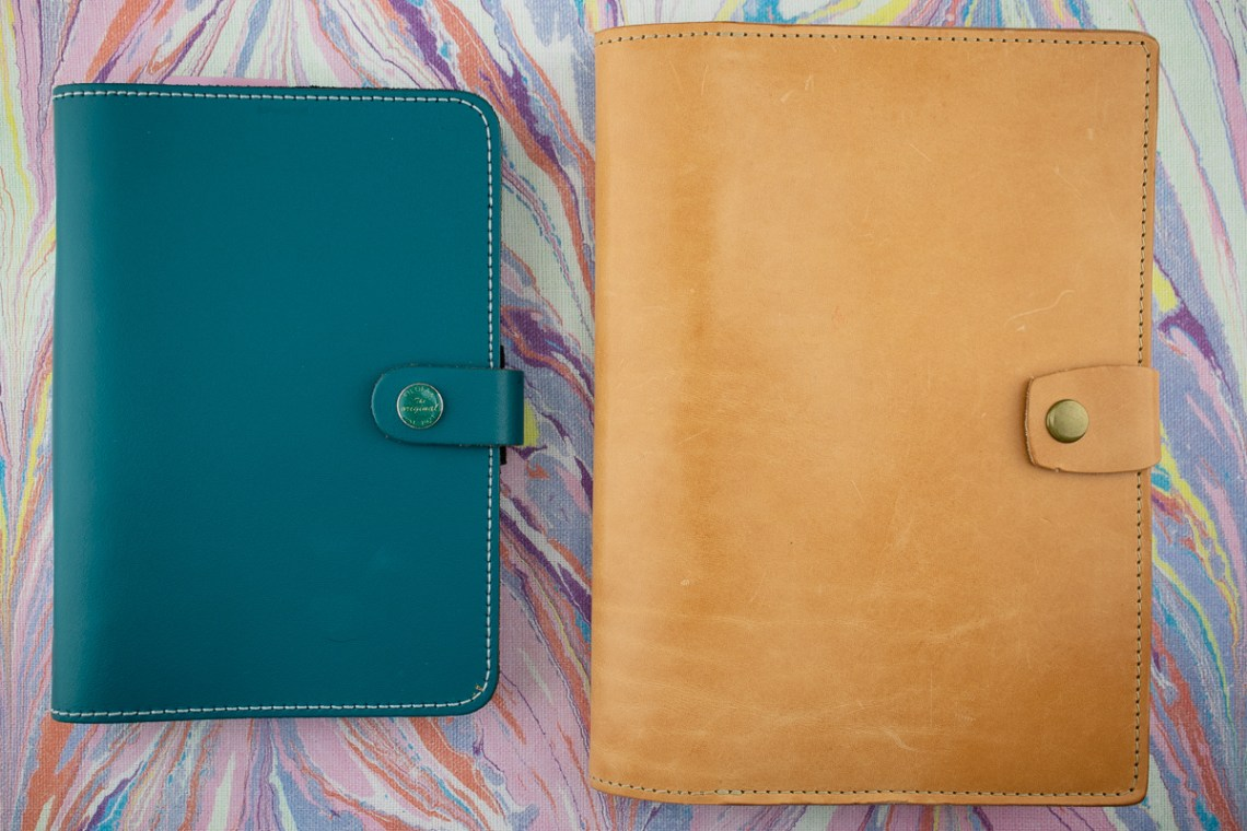 Filofax Original vs. Coal Creek Bainbridge