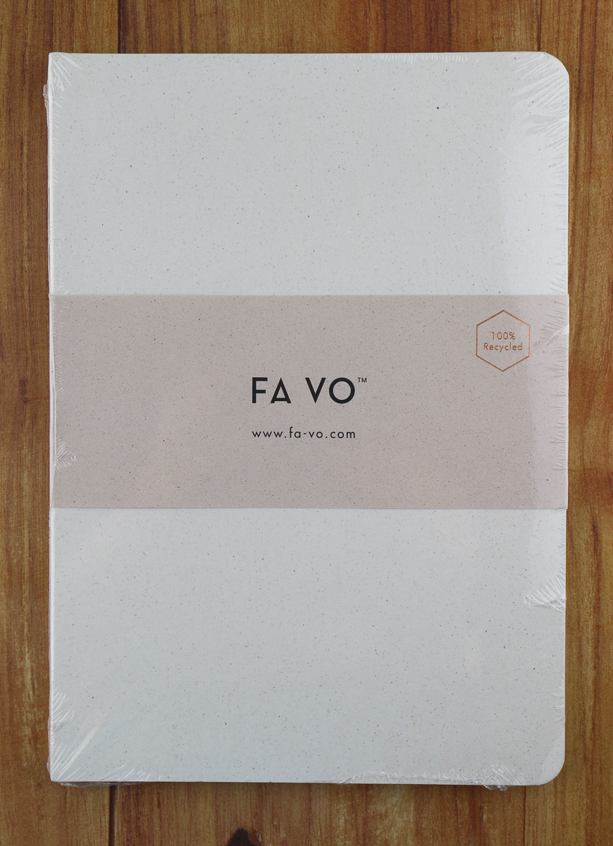 Fa Vo Vanilla Notebook