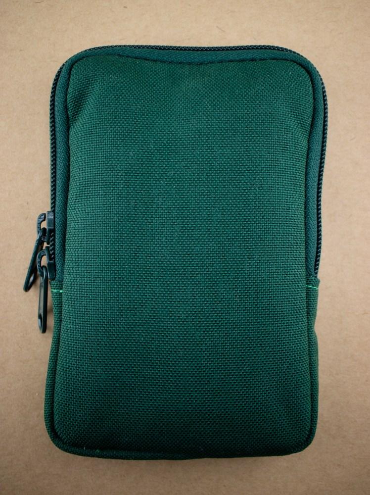 Sinclair Zip 3-Pen Case